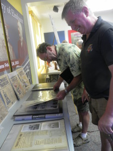 Elmhurst Travelers Football Club holds reunion at Historical Museum  Brings forth memories of a storied football legacy