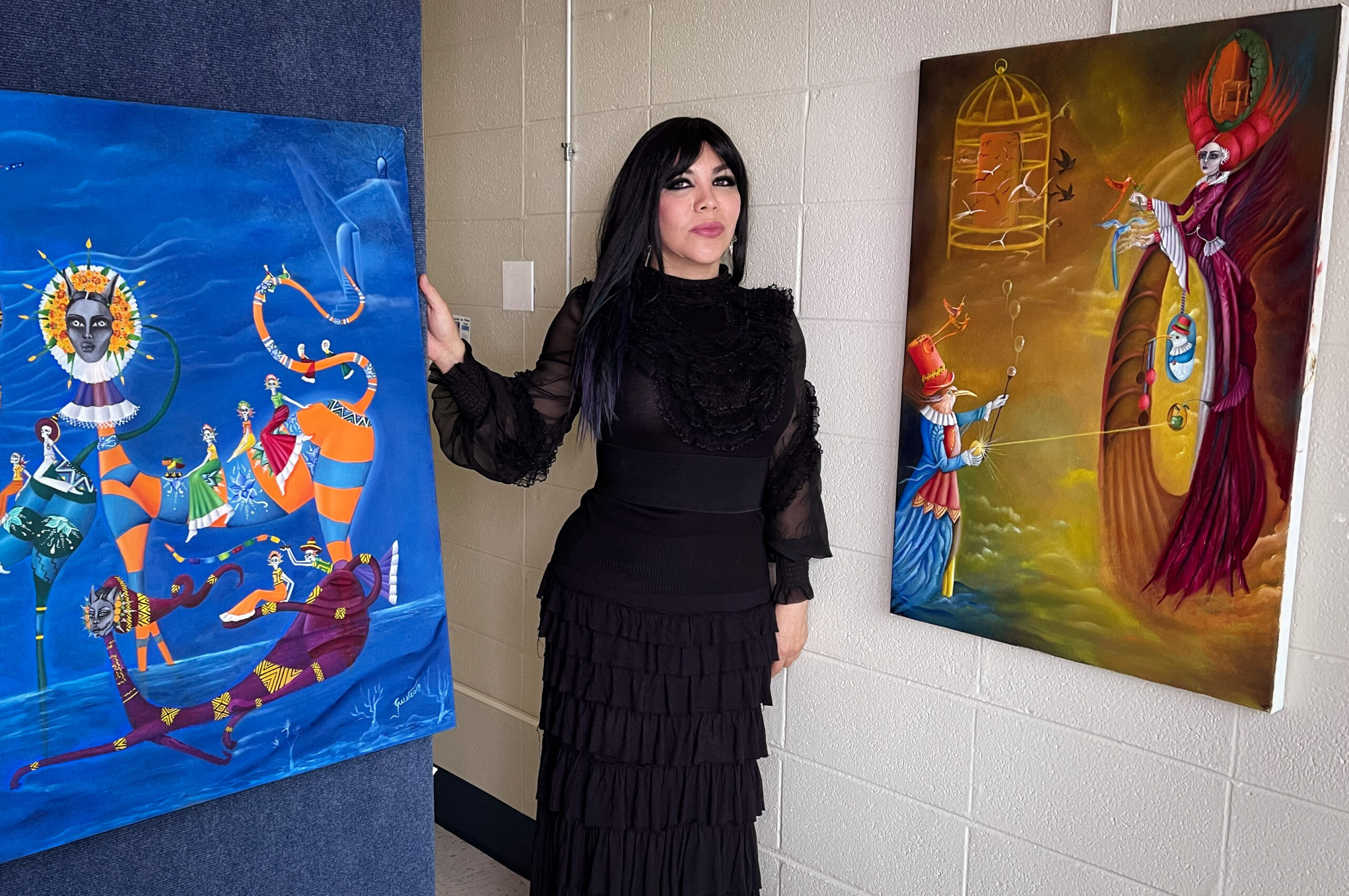 """Center for the Arts presents """"Tales and Stories"""" by Karla Wong"""